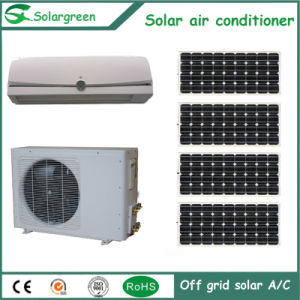 Cheap and Fine New Series on Grid Solar Air Conditioner pictures & photos