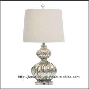 Modern Glass Table Lamp / Desk Lamp for Hotel pictures & photos