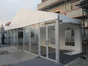 Glass Tent Make in Guangzhou pictures & photos