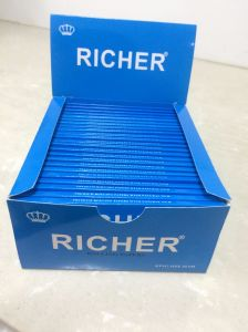 1 1/4 Size Rolling Paper, Natural Arabic Gum Paper, Rice Paper pictures & photos