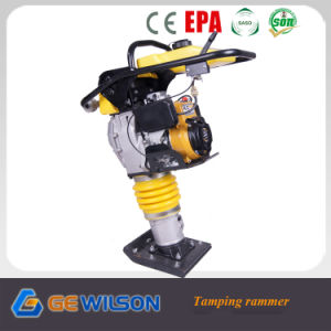 Vibrating Tamping Rammer with Gasoline Engine pictures & photos