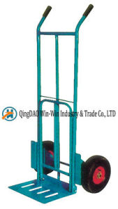 Heavy Duty Dual Plate Hand Trucks Ht1823 pictures & photos