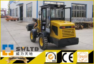 Swltd Brand CE Certificated Farm Mini Wheel Loader pictures & photos
