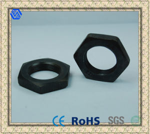 Hexagonal Locking Carbon Steel Nut (DIN985) pictures & photos