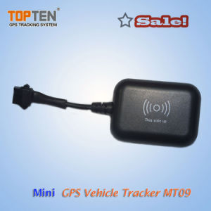 Super Mini Water Proof GPS Tracker Mt09 for Motorcycle/Car with Free Onling Tracking (WL) pictures & photos