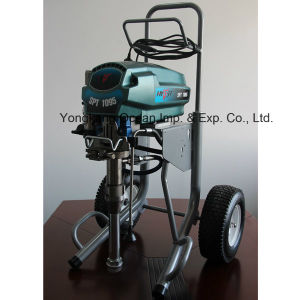 Hyvst Electric Piston Pump High Pressure Airless Paint Sprayer Spt1095 pictures & photos