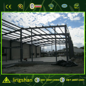 Economic Modern Prefabricated Workshop Building pictures & photos