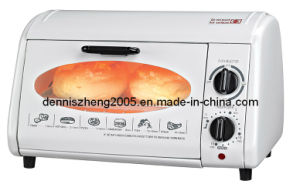 Electric 700-Watts Toaster Ovens/Broilers, with 8L Capacity pictures & photos