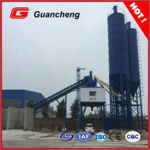 Full Sealing Belt Concrete Batching Mixing Plant with Best Price pictures & photos