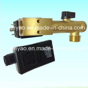 Atlas Copco Water Electric Drain Valve Air Screw Compressor Parts pictures & photos