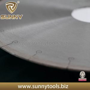 No Chipping Diamond Saw Blade for Ceramic Cutting (HPDC-02) pictures & photos