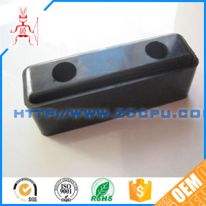 Black silent Block Rubber Machine Mounting pictures & photos