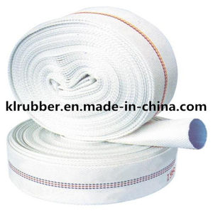 PVC Lined Fire Resistant Hose with Joints pictures & photos