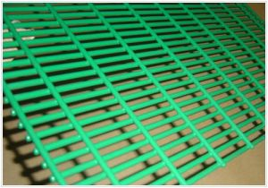 Plastic Coatd Welded Wire Mesh Panel for Securiy pictures & photos
