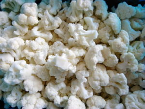 Frozen Vegetables IQF Cauliflower Frozen Cauliflower