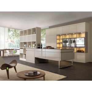 Kitchen Cabinet Design Refacing Mueble Cocina Armario 2016 Discount Cabinets Refacing Hot Sales White High Gloss White Lacquer Kitchen Furniture pictures & photos