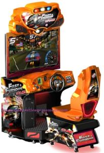 Coin Operated Machines Ff Super Car Game Machine pictures & photos