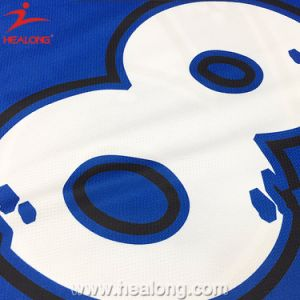 Healong 100% Polyester Fully Dye Sublimation Ice Hockey Wear pictures & photos