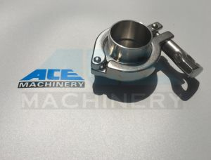 Stainless Steel Sanitary Tri-Clamped Ferrule (ACE-KG-DJ) pictures & photos