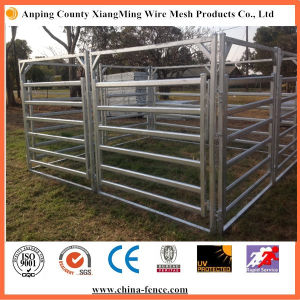 Oval / Square / Round Rails Welded Livestock Panels pictures & photos