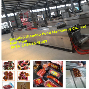 Automatic Thermoforming Packaging Machine/Food Packing Machine pictures & photos