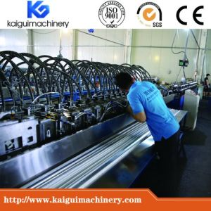 Real Factory Automatic T Bar Roll Forming Machine pictures & photos