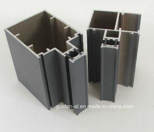 130 Series Exposed Framing Double Glass Aluminium Curtain Wall