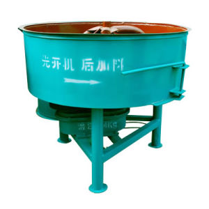 Pan Typle Small Concrete Mixer (JQ350)