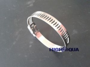 American&Germany Type Carbon Steel&Stainless Steel Hose Pipe Clip pictures & photos