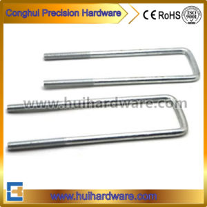 Zinc-Plated /Galvanized /HDG Round /Square Type U Bolts pictures & photos