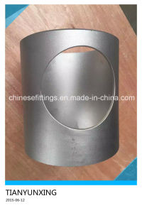 Stainless Steel 316 Seamless Pipe Fittings Tee Without Branch pictures & photos