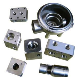 CNC Machining Pneumatic Valve Parts pictures & photos