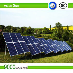 Photovoltaic Panel Price Steel Bracket pictures & photos