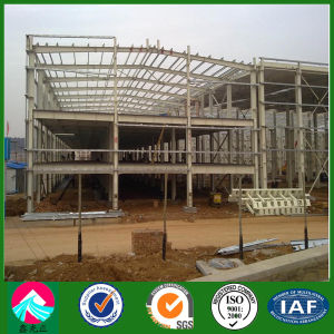 Portal Frame Multi-Storey Steel Building (XGZ-SSW 206) pictures & photos