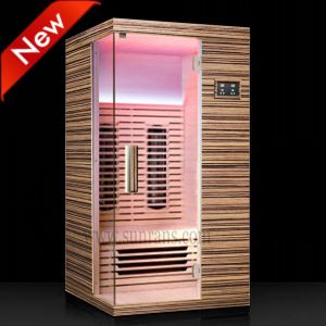 Hot Sale Home Beauty Sauna Room Far Infrared Saunas (SF1I002) pictures & photos
