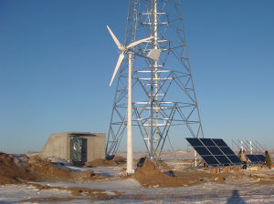 China Professional Designed Solar Wind Generator Bts Station Completely Power Supply Solution System pictures & photos