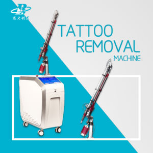 Best Tattoo Eyebrows Removable Q Switch ND: YAG Laser Tattoo Removal Machine. pictures & photos