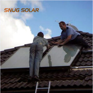 Flat Solar Thermal Panels with CE Certificate pictures & photos