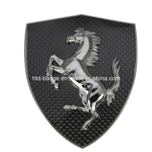 3D High Quality Custom Made Car Badge (BD035)