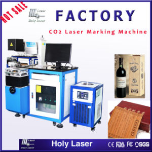 Hot Sale CO2 Laser Marking Machine for Glass Surface pictures & photos