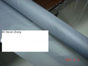 PU Coated Waterproof Nylon 210d Fabric! pictures & photos