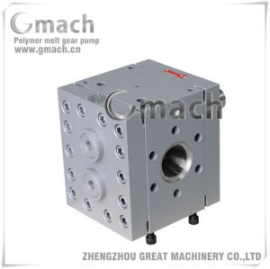 China Polybutadience Rubber Extrusion Gear Pump pictures & photos