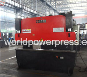 250 Ton Sheet Metal Hydraulic Press Brake pictures & photos