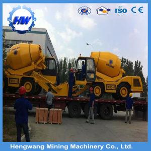 Cement Mixer Truck / Concrete Mixer Truck (3.5M3) pictures & photos