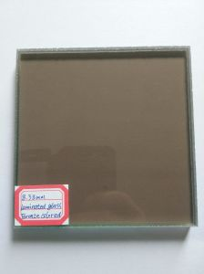 2mm-19mm Colored/Float/Laminated/PVB Glass pictures & photos