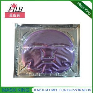 Collagen Crystal Violet Moisturize Facial Mask pictures & photos