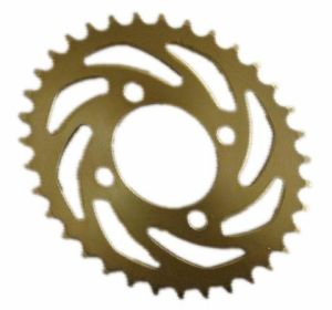 Motorcycle Sprocket Parts-Rear Gear pictures & photos