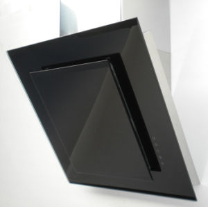 Newly Designed Cooker Hood with Glass Body CE Certified