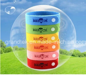 Anti Mosquito Wristband Bugslock Mosquito Repellent Bracelets pictures & photos