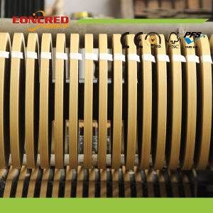 Eoncred Brand Wood Grain Color Matte PVC Edge Banding pictures & photos